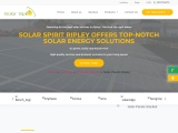 Residential And Commercial Solar Panel Installations in Ripley