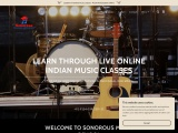 Learn Online Music Classes with Professionals – Sonorous Music