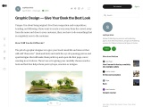 Graphic Design — Give Your Book the Best Look