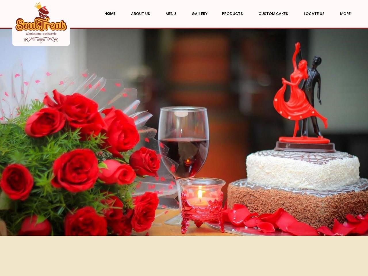 Soul Treat – About Online Cake Shop