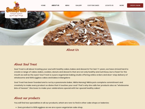 Switch to Healthy Cakes   Best Cake Shop in Bangalore   Healthy Cookie, Donuts & Deserts  