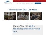 Nurse Practitioner House Calls Atlanta