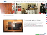 Architectural Hardware Fittings   SOUTH INDIA AGENCIES