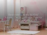 Best Color Scheme For Your Kids' Rooms – Interior Design Agency – Decor La Rouge
