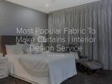 Decor La Rouge – Most Popular fabric To Make – Interior Design Agency