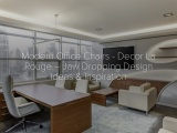 High End Chairs For Offices –  Decor La Rouge – Best Vancouver Interior Design Agency