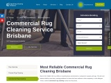 Get Reasonable Yet Efficient Commercial Rug Cleaning Services across Brisbane