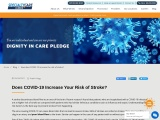 Does COVID-19 Increase Your Risk of Stroke?