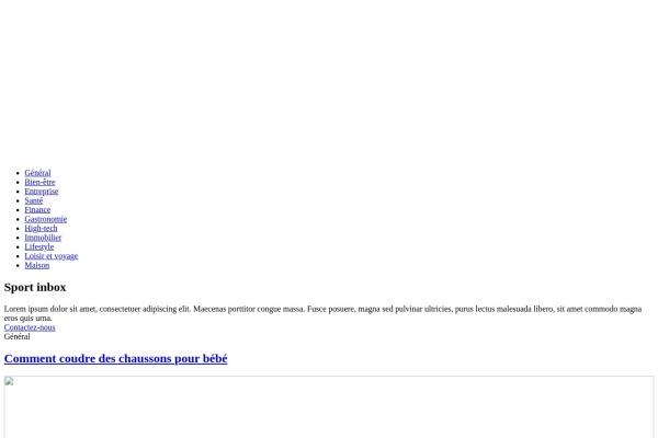 sportinbox.fr