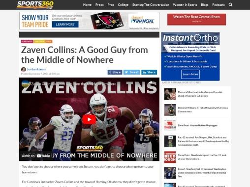 Sports360az All-Academic – Arizona pro sports news