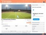 M Chinnaswamy Stadium: Bengaluru, Sports Centre