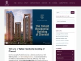 Book your flats in the tallest building in Chennai at SPR India