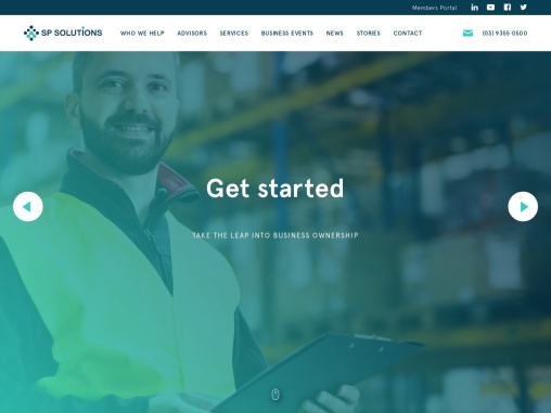 SP Solutions – Accounting Services Melbourne