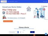 Online Doctor Consultation   Ask Top Doctor 24/7   Sri Ramakrishna Hospital