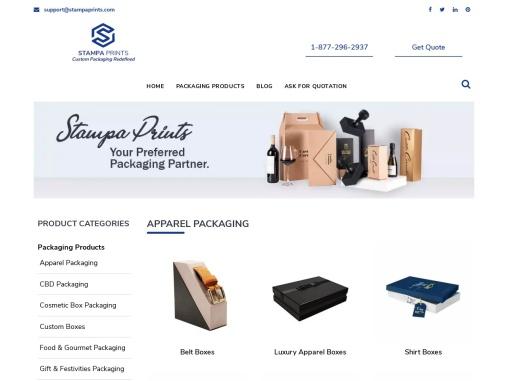 Apparel Packaging   Get Custom Apparel Packaging Supplies