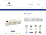 Bakery Boxes | Get Custom Printed Bakery Boxes Wholesale