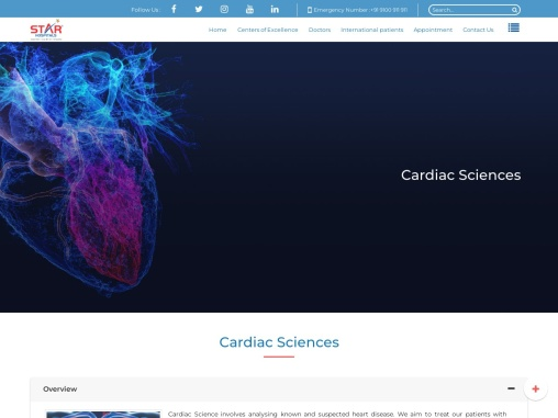 Best Cardiology Hospitals in Hyderabad | Cardiology Hospitals