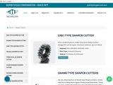 Manufacturer of Gear Shaper Cutters | Shaper Cutters | Super Tools