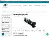 Shank Type Gear Shaper Cutters | Gear Shaper Cutter Suppliers