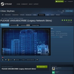 Steam ワークショップ :: Network Skins (Park Life compatible)