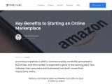 Online Marketplace Businesses: Key Benefits to Starting One