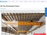 How To Pick The Best 25 Ton Overhead Crane For The Business Operations