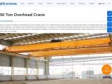 Common Ways To Use 50-Ton Overhead Cranes