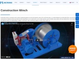 Types Of Construction Winches For Sale