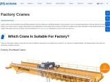 Buy Aicrane Factory Cranes With Best Prices