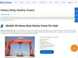 The Essential Heavy-duty Gantry Crane Safety Checklist