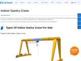 Ways To Be Safe While Using The An Inside Gantry Crane