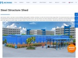 How You Can Design A Steel Structure Shed