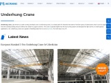 A Brief Overview of Underhung Cranes