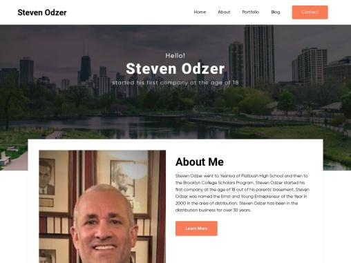 Steven Odzer – Entrepreneur – Scholarship – Buy Lifeguard – Charity