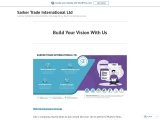 Build Your Vision With Us-Sarker Trade International Ltd