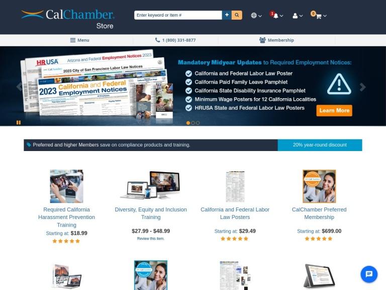 Calchamber screenshot