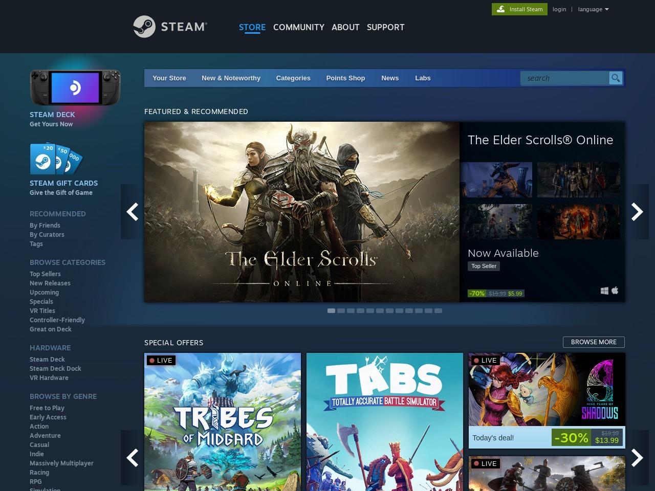 Portal Reloaded on Steam