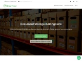 Are you looking for secure document storage in Bangalore | StowNest