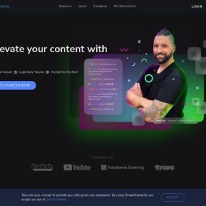 StreamElements | The Ultimate Streamer Platform