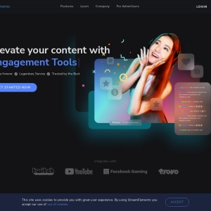 StreamElements | The Ultimate Streamer Platform