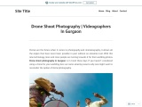 Drone Shoot Photography | Videographers In Gurgaon