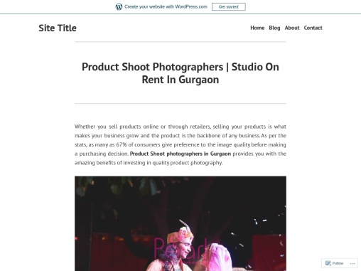 Product Shoot Photographers   Studio On Rent In Gurgaon