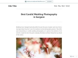 Best Candid Wedding Photography in Gurgaon