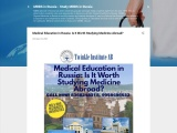 Medical Education in Russia: Is It Worth Studying Medicine Abroad?