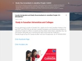 Visaconsultants in Punjab for Canada Study