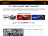 STVCNC Automation solution | Plasma Table for Sale Las Vegas