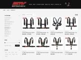 STV Motorsports   Sewn in harnesses