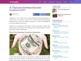 XL Employees Distribute Education Donations In NTT