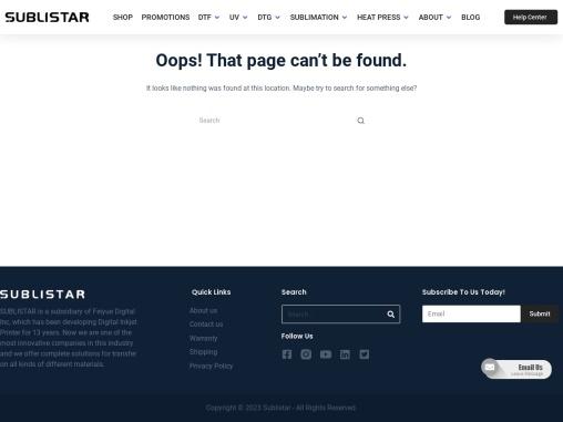 "24"" DTF Heat Transfer Printing Machine"