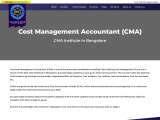 CMA course in Bangalore   CMA coaching in Bangalore